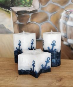 Maritime Kerzen
